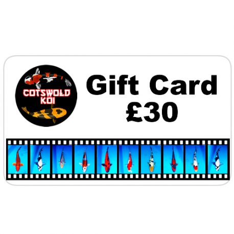 gift card-30