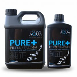 EA PURE+ Filter Start Gel