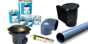 Pond Building Supplies