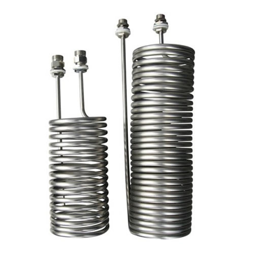 Submersible Stainless Steel Heat Exchangers