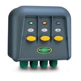 blagdon 3 way switch box