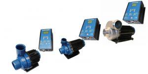 Blue Eco Pumps