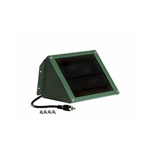 Koi Cafe Automatic Feeder Solar Panel