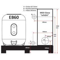 EconoBead Complete System size 60