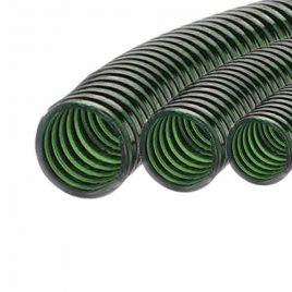Flexible Spiral Hoses (Green)