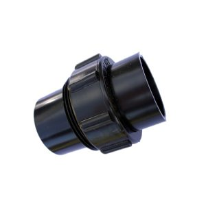 Black Waste 40mm Split Connectors