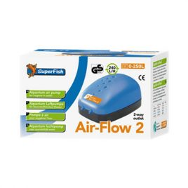 SuperFish Air-Flow 2 Way Air Pump