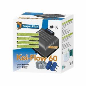 Superfish Koi Flow 60 Set