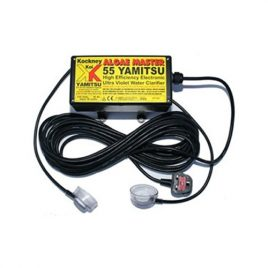 Yamitsu Algae Master Pond UV Clarifier Replacement Electrics