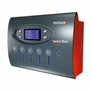 Matsuko Switch box Timer