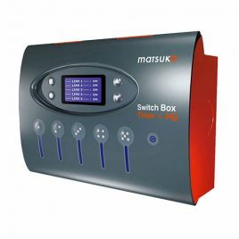 Matsuko Switch box Timer-Pumpguard