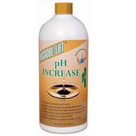 Microbe Lift pH increase