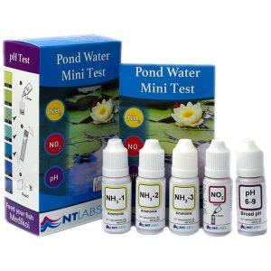 NT LABS Pond Water Mini Test Kit